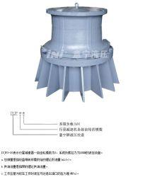 Bateau de pêche de la chaîne du treuil de l'équipement d'ancrage Marine Electric/ Cabestan hydraulique