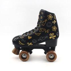 Дети Quad ролик скейт - крытый и открытый детский скейт - Rollerskates сделал для детей - великолепные возможности для молодежи скейт для начинающих