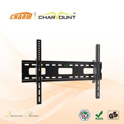 حامل للتثبيت على الحائط للتلفزيون، وحدة تركيب على الحائط لتلفزيون LED قابلة للإزالة (CT-PLB-103AM)