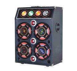 Профессиональная ступень DJ динамик АС Bluetooth 6004
