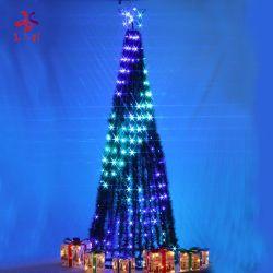 プログラミング LED ツリークリスマスまたはフェスティバルデコレーションライト