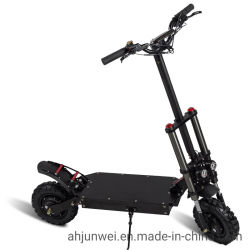 중국 1200W 이중 모터 강력한 2륜 12인치 오프 어른들을 위한 자동차 전동 스쿠터