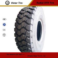 Marca Hilo OTR Neumático para Grader y Cargador (20.5r25, 23.5r25, 26.5r25, 29.5r25, 16.00r25, 18.00r25)