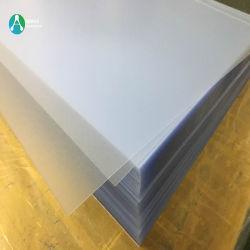 인쇄하고 포장을%s 명확한 PVC 장 매트와 매트