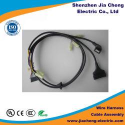 Conector de desconexión rápida de plomo de bala el conjunto de cables