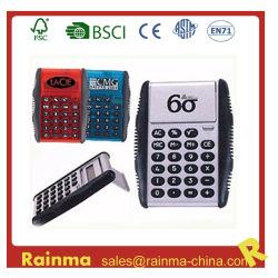 El plástico mini calculadora de bolsillo para promoción