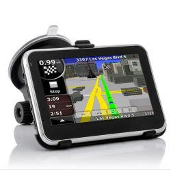 4.3 La navigation GPS / GPS
