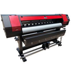 Heißer neuer Flexfahnen-Aufkleber-Papier-Drucken-Maschine Eco Lösungsmittel-Drucker