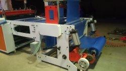 Auto Sac Poubelle de laminage Making Machine sac à ordures de la machine d'étanchéité