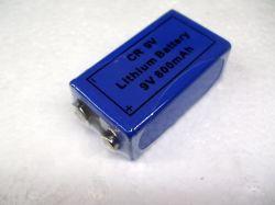 Capacité élevée de 1200mAh Batterie ER9V