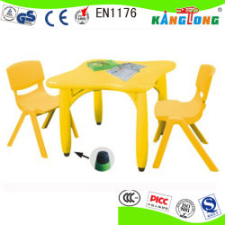 طاولة بلاستيكية ومقعد/ألعاب تعليمية للأطفال/مقاعد صغيرة لـ الأطفال