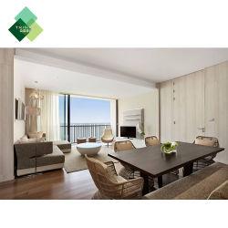 Personnalisation de meubles modernes prix abordable pour la salle de séjour Hôtel Bedroom Apartment