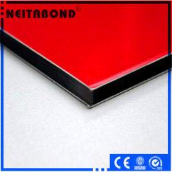 쉽게 세척할 수 있는 나노 PVDF 표면 알루미늄 다짐 패널