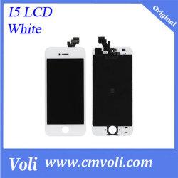 Compatibele Mobiele LCD touchscreen voor iPhone wit 5/5s, volledig,