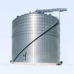 انخفاض التكلفة عند انخفاض سعر الذرة إلى 3000 طن من الفولاذ مخزن حبوب الذرة