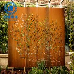 Outdoor Garten Perforierte Dekorative Metallbildschirme