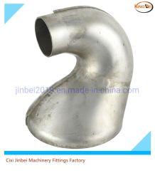 Custom/Matel inoxydable/aluminium Emboutissage Atomotive pièces de rechange pour les silencieux d'échappement