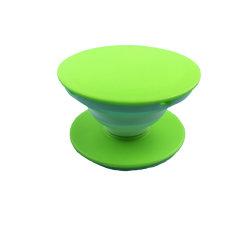Handy-Finger-faltbarer erweiternstandplatz Popsocket Halter mit Knall-Kontaktbuchse