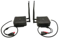 Übertragungsgeschwindigkeit-dynamisches justierbares drahtloses Übertragungs-System des 3km-5km Abstands-4G