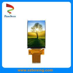 3.97 영상 내부통신기 장비를 위한 480*800 화소를 가진 인치 TFT 모듈 LCD 300 Brigtness 그리고 RGB 공용영역