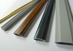 Het Frame van de Uitdrijvingen van het Aluminium van deuren en van Vensters/de Uitgedreven Profielen van de Legering van het Aluminium voor de Producten van de Bouw