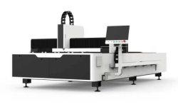 machine de découpage au laser à filtre CNC pour plaque en acier et tube de métal