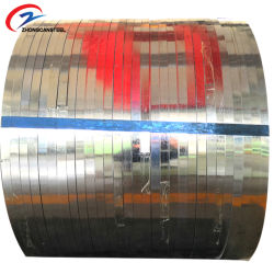 Dx51d Z60 Z120 Z200 walzte galvanisiertes Stahlstreifen-Band kalt