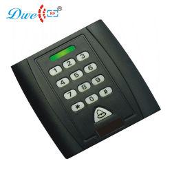 Подсветка клавиатуры управления доступом ключ Wiegand PIN-код устройства чтения карт памяти с помощью функции звонка двери