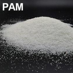 Hot Sale cation de faible poids moléculaire de Polyacrylamide Prix agent de floculation PAM