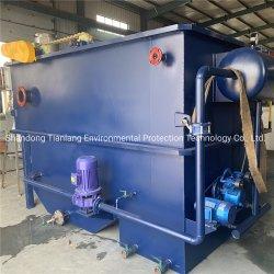 L'air dissous machine flottante pour l'impression/Teinture/usines chimiques de traitement des eaux usées