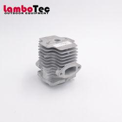Cilindro tagliaspazzole Lambotec Td40 Tb40 adatto per erba da 40,2 cc Parti di ricambio per tagliabasette cilindro da 40 mm