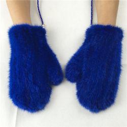 動物の帽子の帽子Winterglovesか皮手袋の方法服の手袋