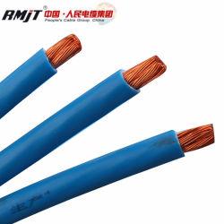 Collegare elettrico di costruzione dell'isolamento flessibile del PVC incagliato conduttore di rame della Camera XLPE della TW Thw
