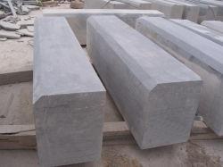 G654 Granit Noir Gris sésame Paving Stone Curbstone pour l'aménagement paysager de granit Granite Tile dalle de marbre ardoise