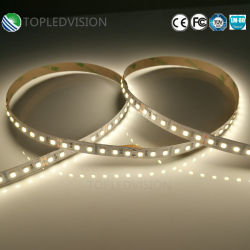 شرائح LED مرنة 2835 60LEDs/M ضمان لمدة سنتين TUV FCC