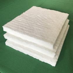 Aislante de lana mineral manta de fibra cerámica para el horno