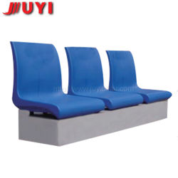 [بلم-1411] حديثة معدن نابض يجلس اللون الأزرق لأنّ سعرات قضيب أثاث لازم عال كرة ملعب مدرّج رياضات يجلس كرسي تثبيت خارجيّ