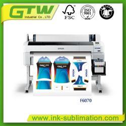 F-Series F6070 Impresora de inyección de tinta de sublimación para sublimar la impresión