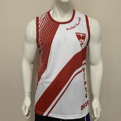 100% poliéster Secado rápido deportes Camiseta Camiseta sublimación personalizado