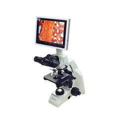 Сенсорный ЖК-экран биологического микроскопа с WiFi и Bluetooth (Катрина)