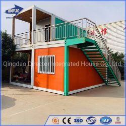 20FT de alta qualidade, estrutura de aço Casas Prefab Recipiente Prefab House