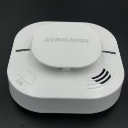 Rivelatore di fumo senza fili dell'allarme intelligente di protezione antincendio
