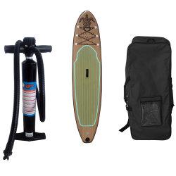 Los precios de mayoreo de fábrica Soft Wind Surf paddle board inflables Isup