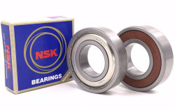 自動車部品または農業機械または予備品のための6201 6203 6205 6207 6209 6211に耐えるNSK/Koyo/NTN/NACHIのディストリビューターの供給の深い溝