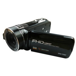 1080P FHD 24MP IR 16Xデジタルのズームレンズのカメラリモート・コントロールCMOSのタッチ画面DV