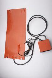 OEM ODMの温度調節器の適用範囲が広いシリコーンのヒーターパッド
