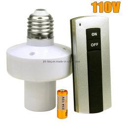Suporte da Lâmpada do Soquete da Lâmpada inteligente com o método de controle remoto digital o excesso de 20 M para a lâmpada de economia de lâmpada incandescente lâmpada LED