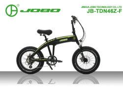 Новая модель 20' электрический складной велосипед жир шин мотоциклов