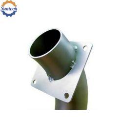 Servizio di piegamento della saldatura di montaggio della lamiera sottile dell'OEM della parte del collegamento di tubo