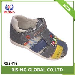 Convergência Fechado Toddler Boys Sport PU meninos sandálias calçados de couro